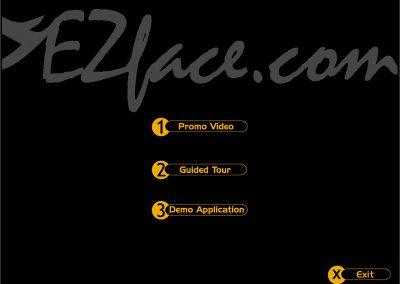 Ezface – אפליקציית דמו